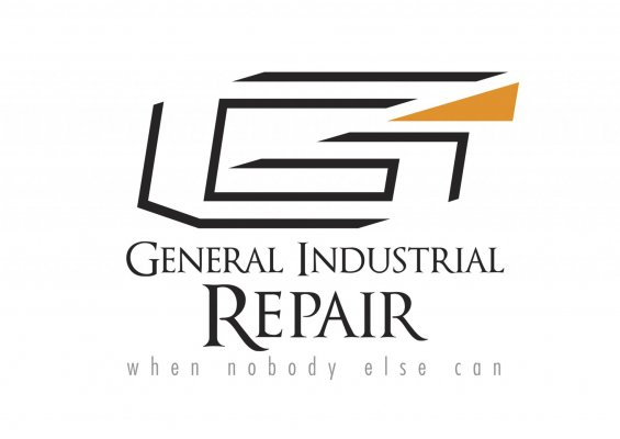 General Industrial Repair com nova Logotipia e novo website